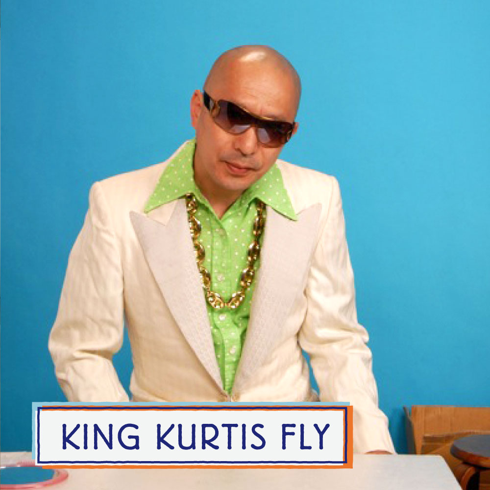 KING KURTIS FLY